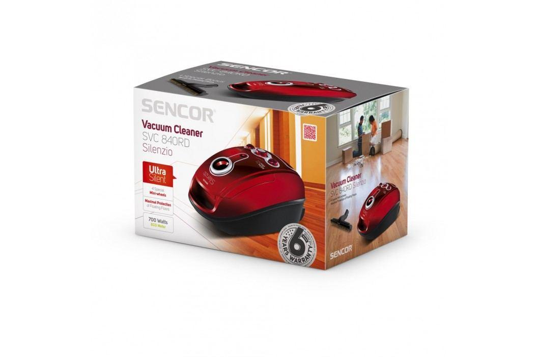 Sencor SVC 840RD-EUE2 podlahový vysavač