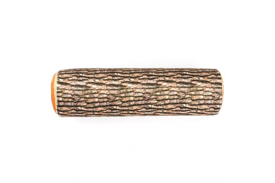 JAHU Polštářek poleno oranžová, 14 x 44 cm