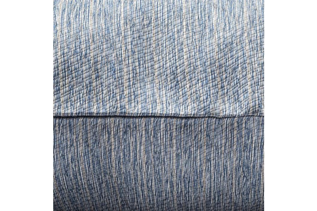 povlak na polštářek Maren modrá, 40 x 40 cm