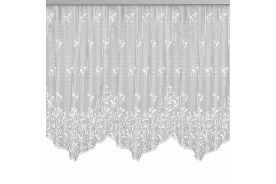 Záclona Bologna oblouk, 450 x 145 cm