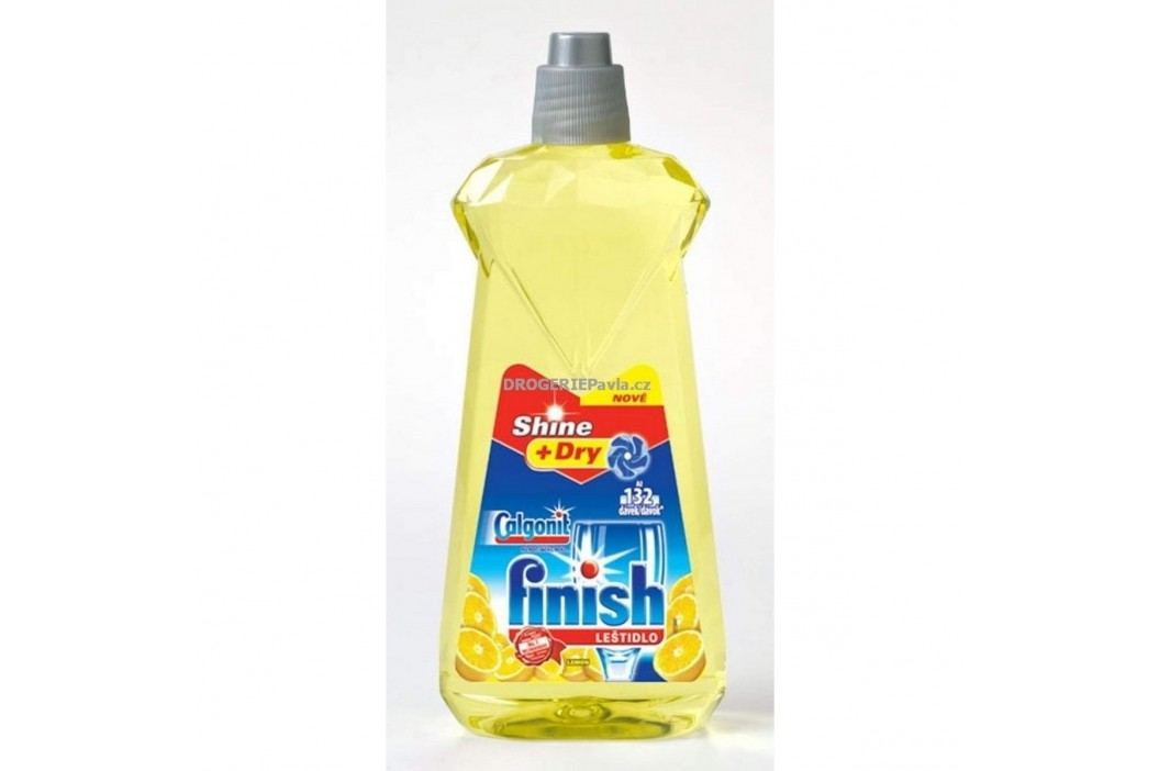 Finish Shine & Dry Lemon leštidlo 800 ml,