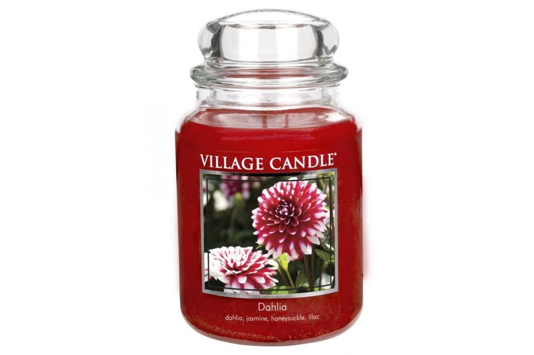 Village Candle Vonná svíčka ve skle Dahlia, 645 g, 645 g