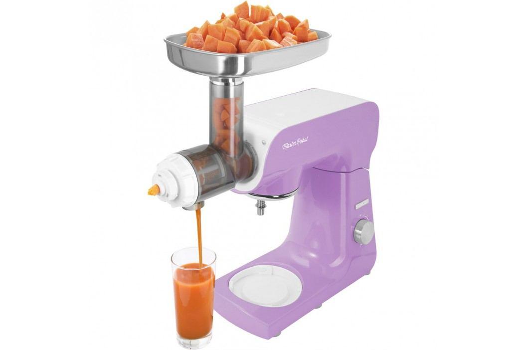 Sencor STM 45VT kuchyňský robot, fialová