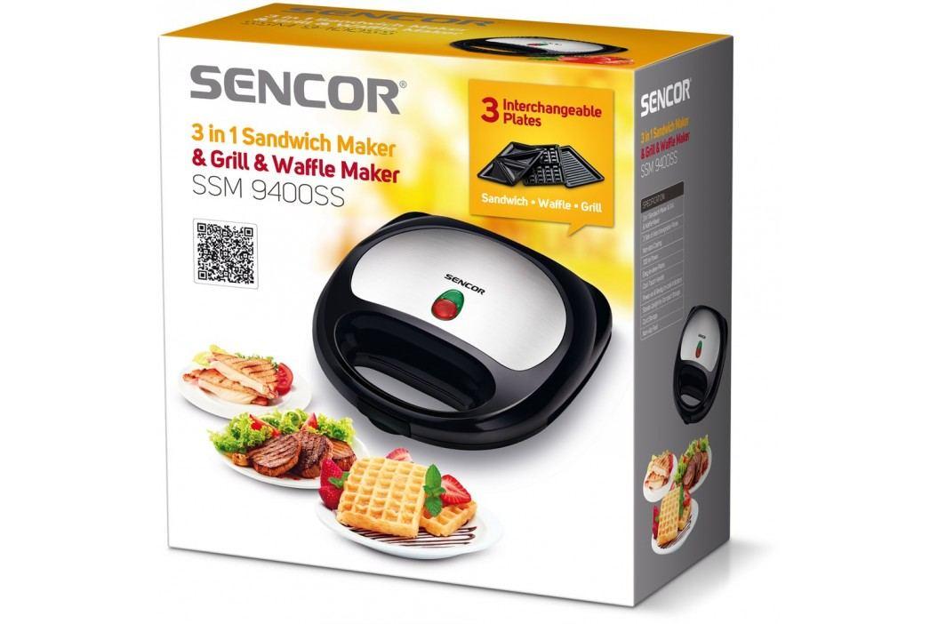SENCOR SSM 9400 SS