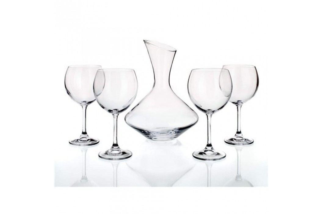 Crystal 5dílný set na víno