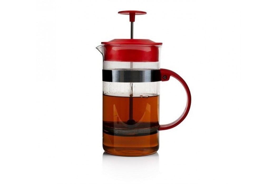 Konvice na kávu 1l Becca, červená 49321005-A