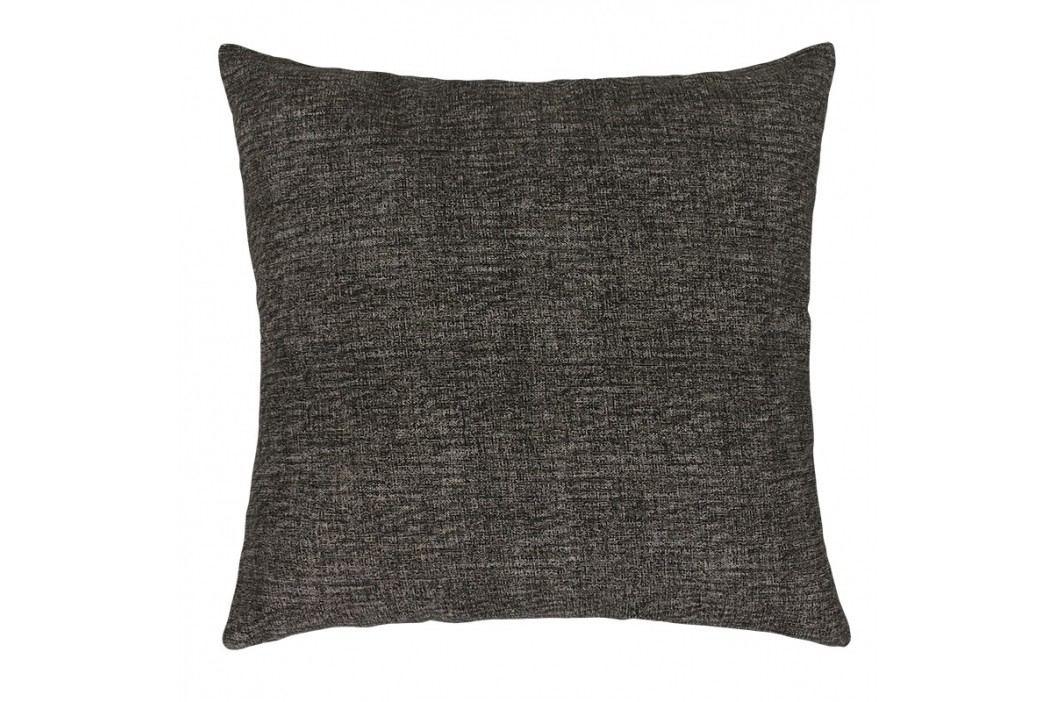 Bellatex Polštářek Ivo UNI černá, 45 x 45 cm