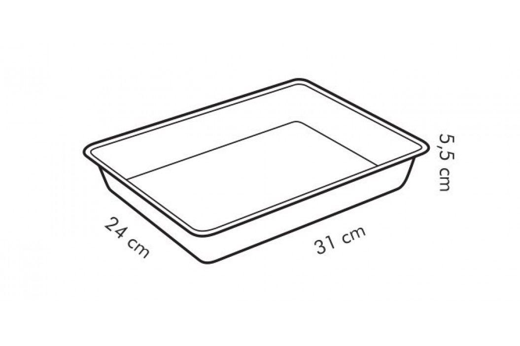 Tescoma DELÍCIA hluboký plech na pečení 31 x 24 cm obrázek inspirace