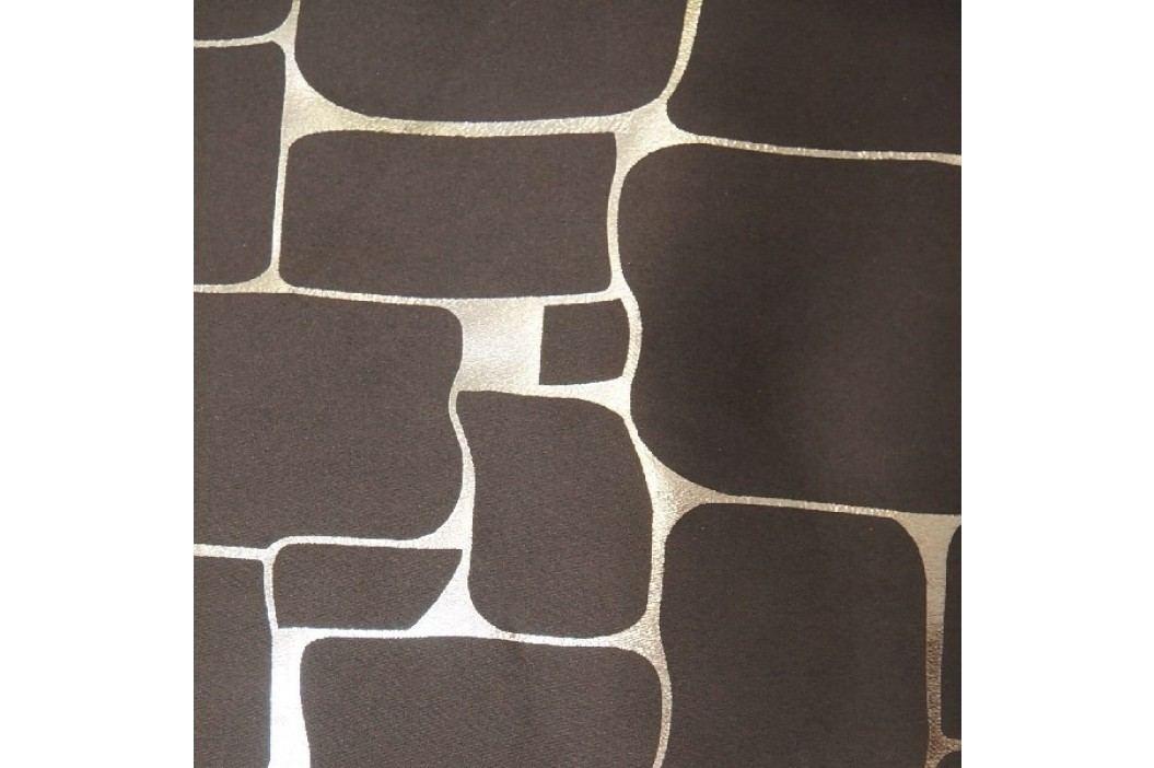 Zatemňovací závěs Mauer šedá, 135 x 245 cm
