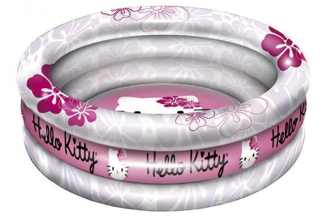Hello Kitty nafukovací bazén průměr 100 cm , pr. 100 cm