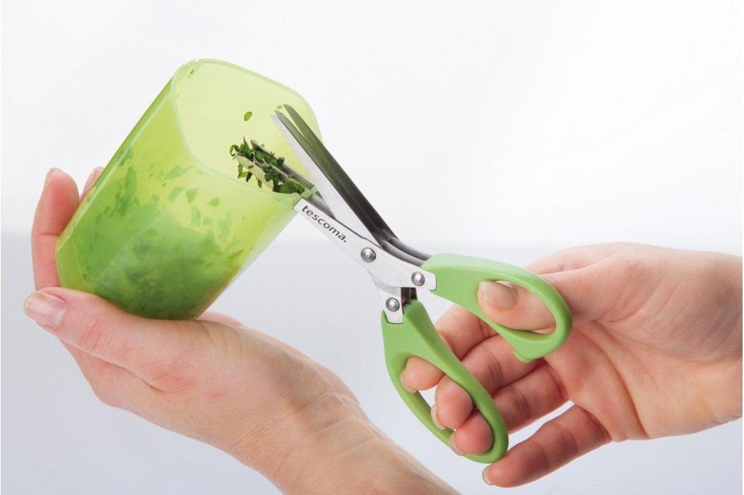 Tescoma Presto Nůžky na bylinky s dózou 15 cm
