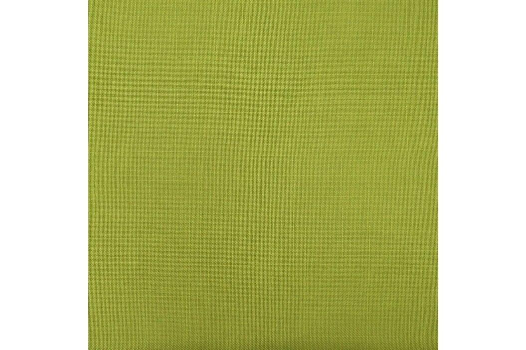 Závěs s kroužky Alessandro zelená, 135 x 245 cm,