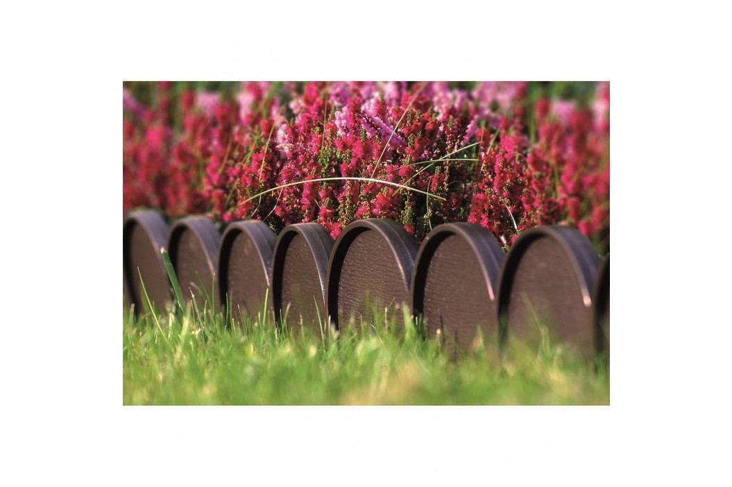 Aldo Zahradní palisáda Garden Line hnědá, 10 m