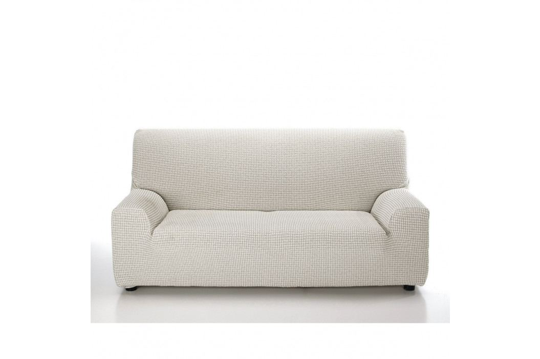 Forbyt Multielastický potah na sedací soupravu Sada ecru, 240 - 270 cm