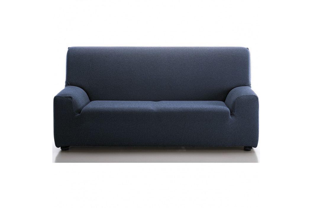 Forbyt Multielastický potah na sedací soupravu Petra modrá, 140 - 200 cm