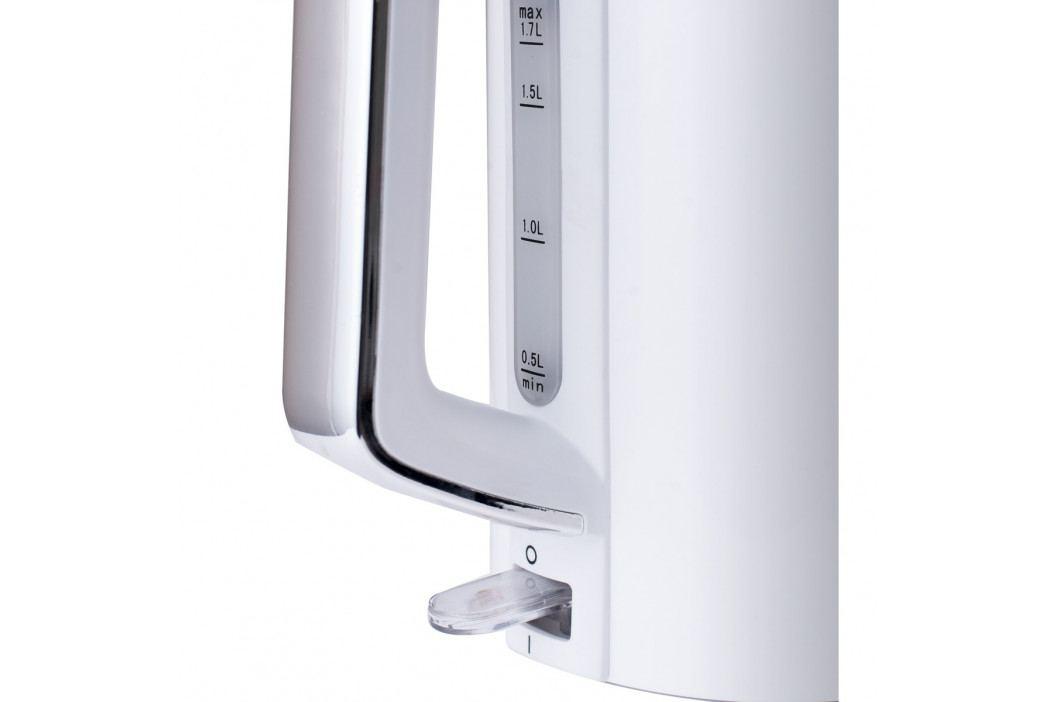Concept RK3170 rychlovarná konvice s termoregulací Cool Touch 1,7 l, bílá