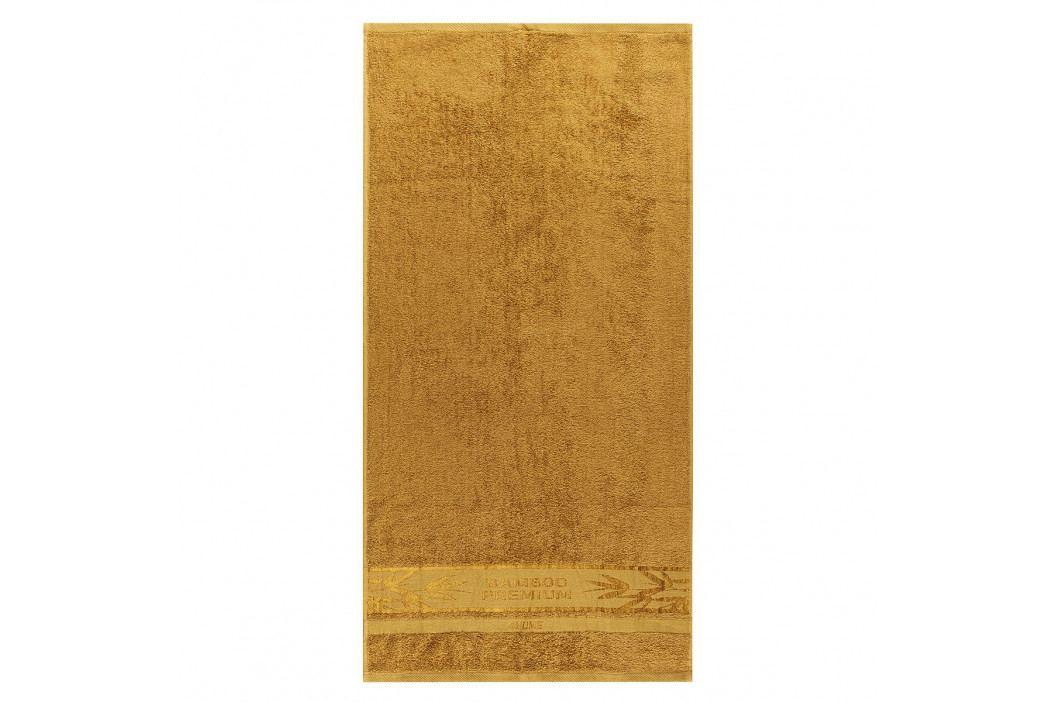 4Home Ručník Bamboo Premium světle hnědá