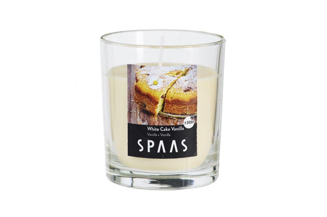 Vonná svíčka Spaas Vanilka 7 x 7,7 cm