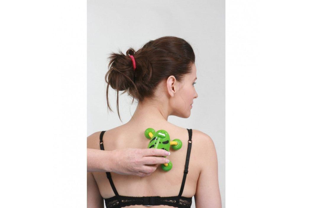 Masážní vibrační Brouk zelený - BI 41