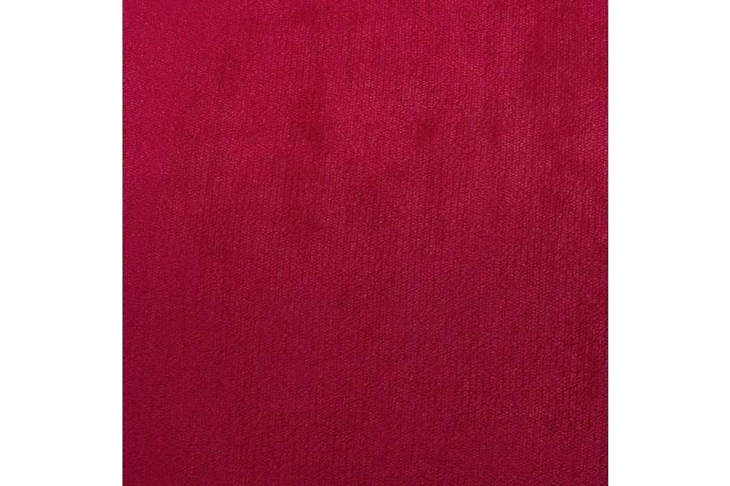 4Home prostěradlo mikroflanel vínová, 90 x 200 cm, 90 x 200 cm