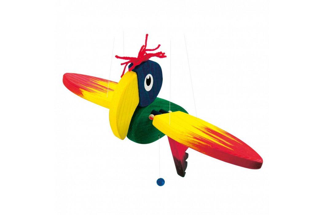Bino Papoušek - malý (DP) obrázek inspirace