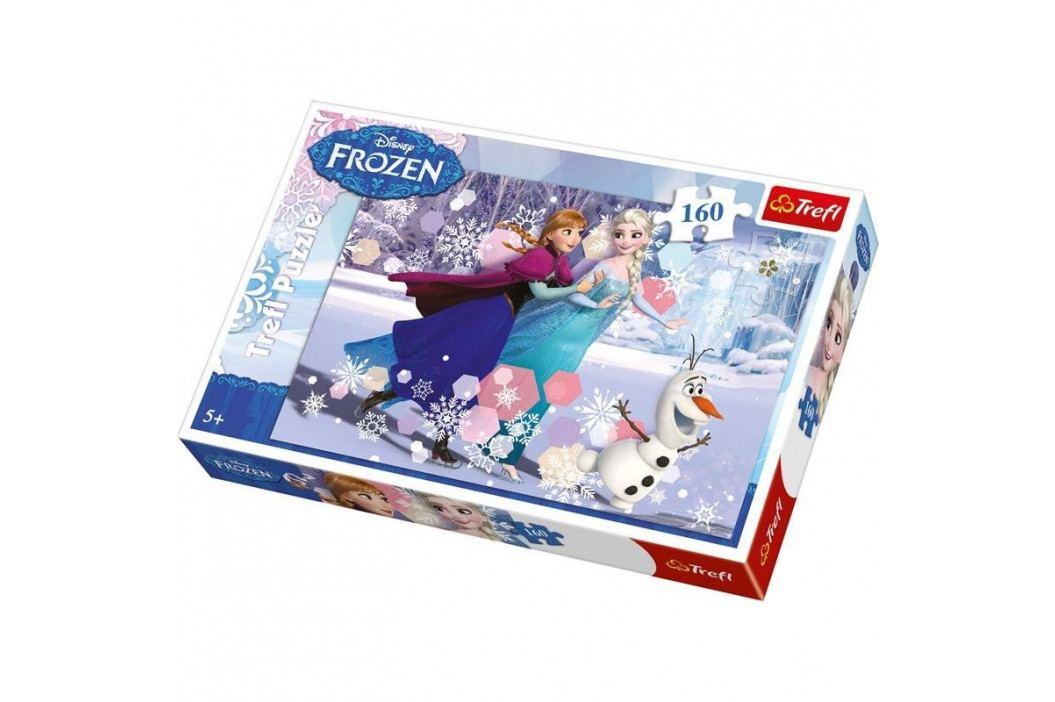 Puzzle Trefl 15317 Frozen Ledové království 160 dílků