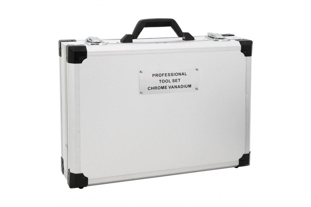 Compass Profesionální sada nářadí v kufru, 139 ks 09458