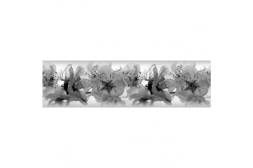 AG Art Samolepicí bordura Orchideje, 500 x 14 cm