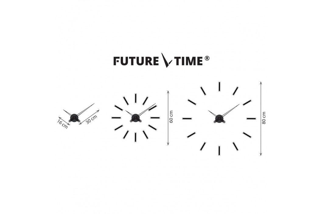 Future Time FT9600BK Modular black 60cm