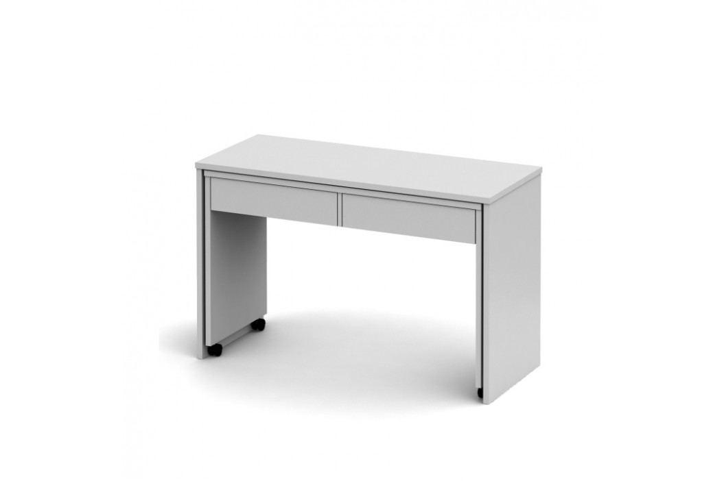 Rozkládací PC stolek - Versal New bílá