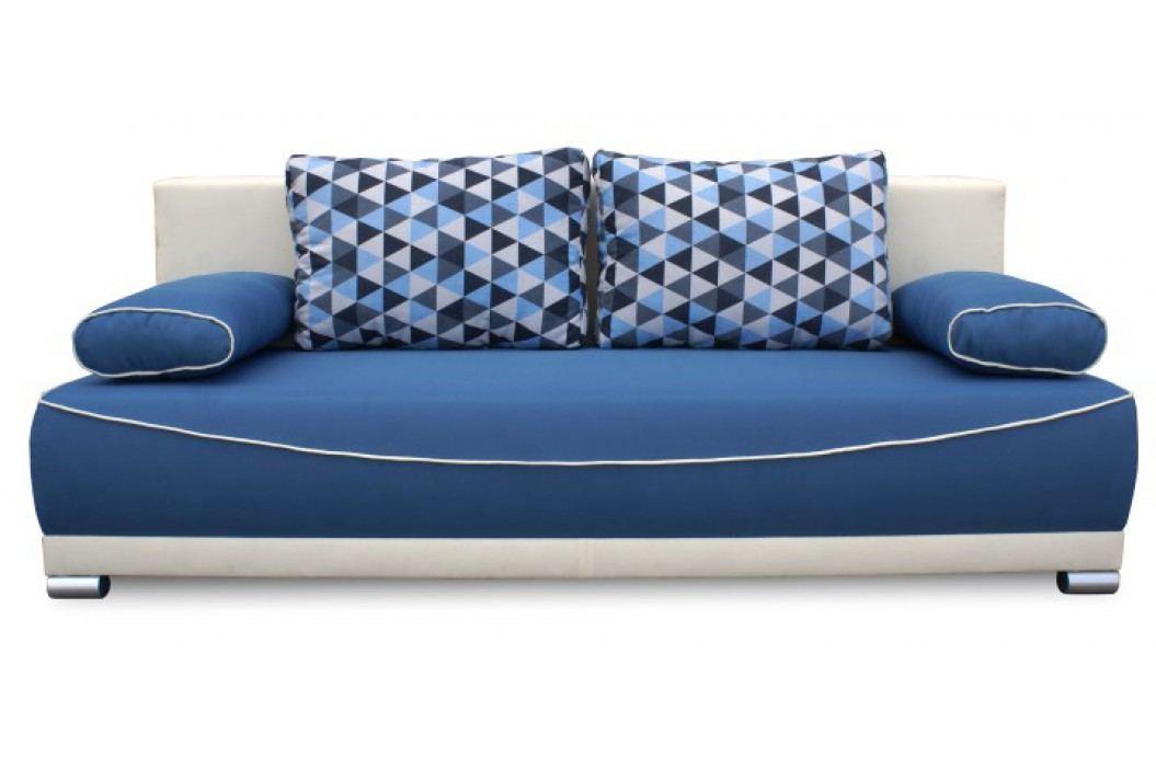 Pohovka - Dinar (modrá + béžová)