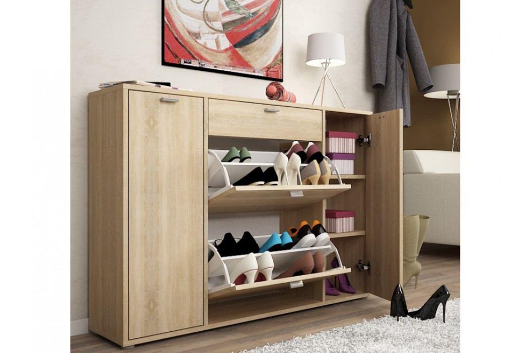 Botník (skříňka na boty) - Anabela (dub sonoma)
