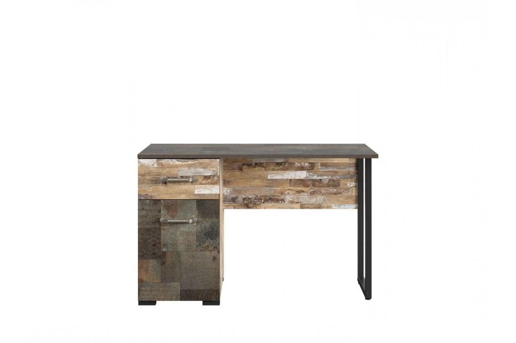PC stolek - BRW - Drago - BIU1D1S (vzor dřevo)