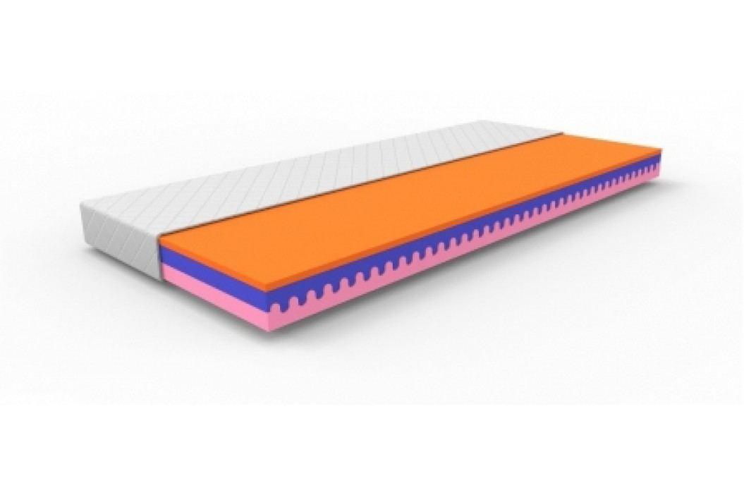 Pěnová matrace - Styler - SALOME - 200x80 cm (T3)