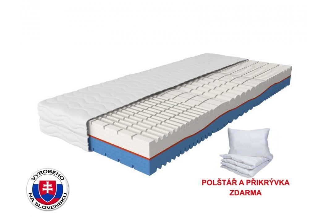Pěnová matrace - Styler - Excelent - 200x80 cm (T3/T4) *polštář+přikrývka ZDARMA