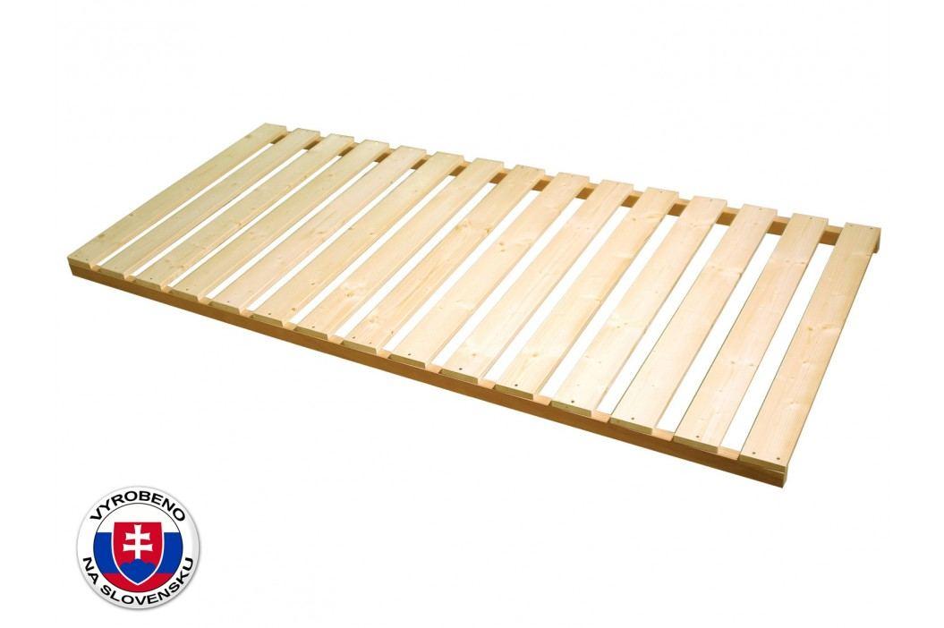 Laťkový rošt - 220x90 cm - Styler - Masív v rámu