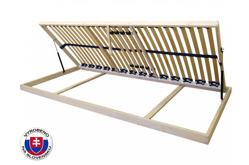 Lamelový rošt - 220x90 cm - Styler - Optimal Výklop 5V B - Písty