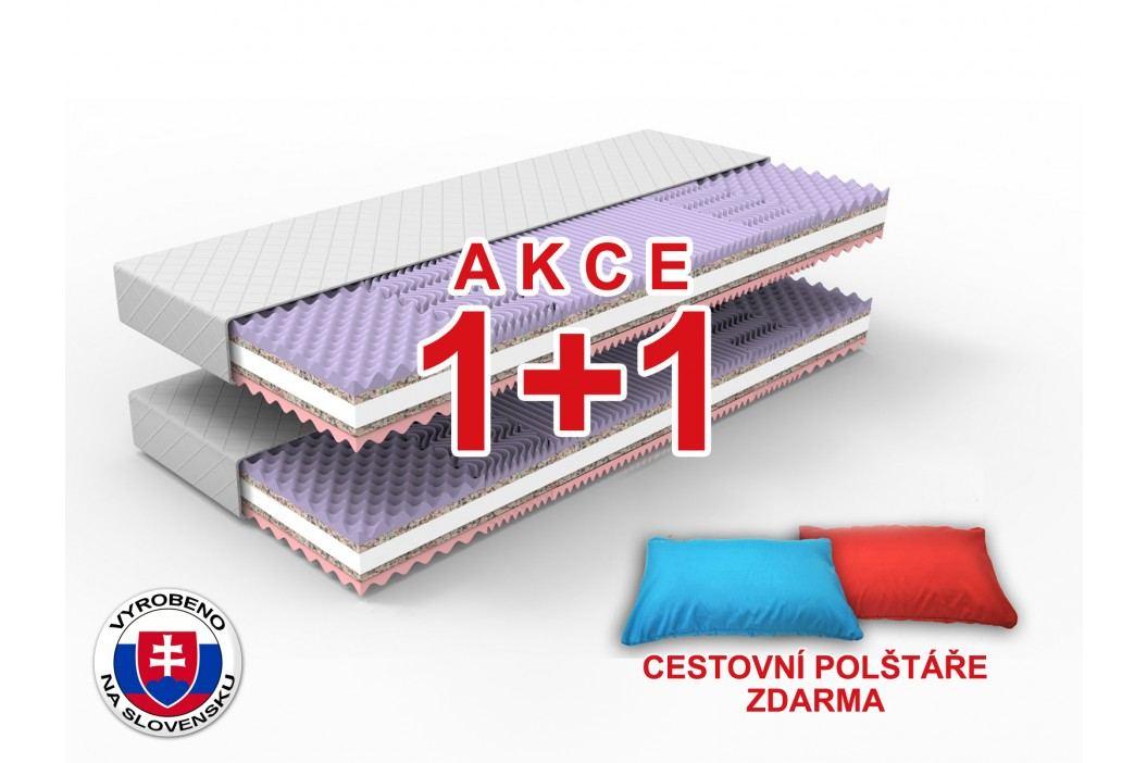 Pěnová matrace - Styler - Gina - 200x80 cm (T3/T4) *AKCE 1+1