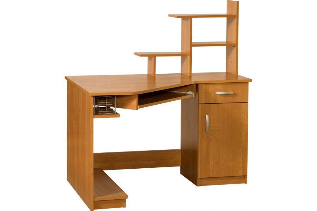 Rohový PC stolek - WIP - Carmen Max (P)