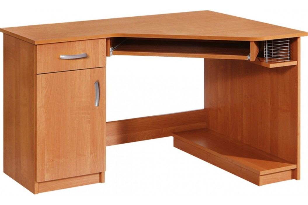 Rohový PC stolek - WIP - Carmen (L)