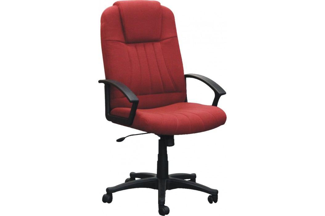 Kancelářské křeslo - TC3-7741 červená