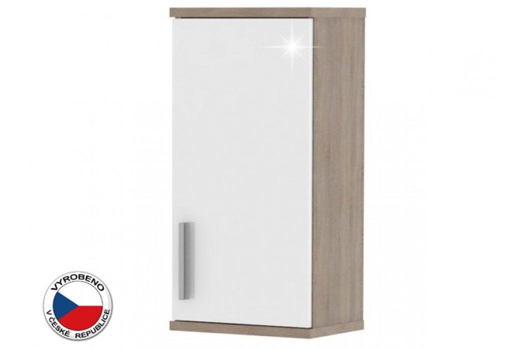 Koupelnová skříňka na stěnu - Lessy - Li04