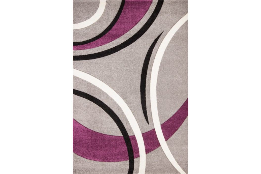 Kusový koberec - Lalee - Havanna Handcarving 409 Silver