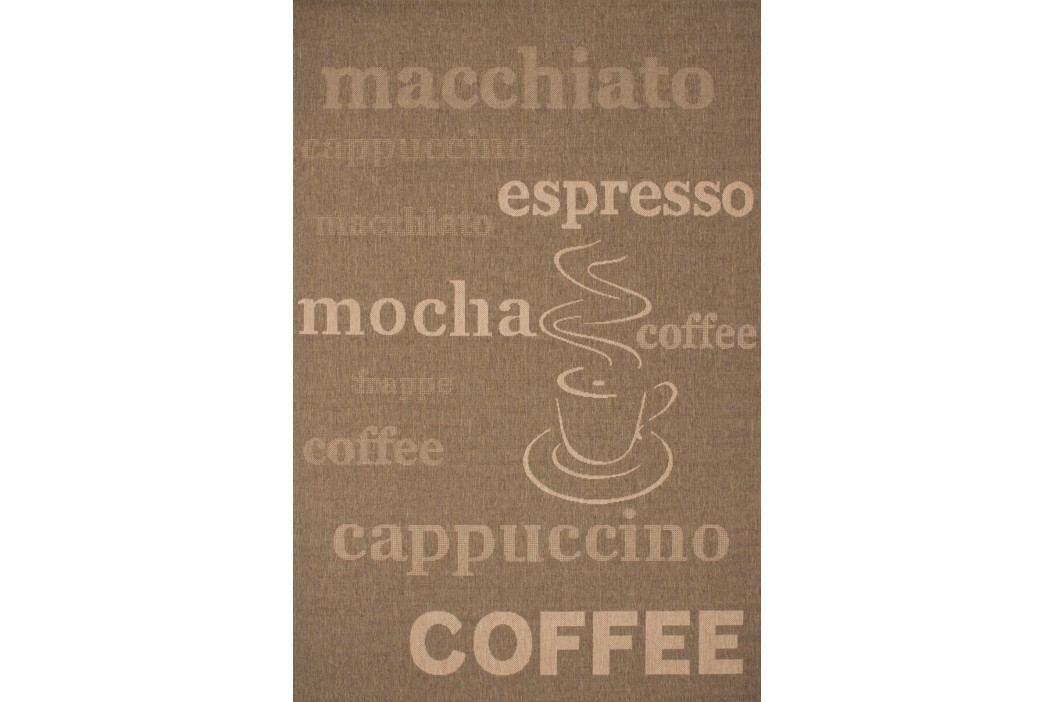 Kusový koberec - Lalee - Finca 510 Coffee