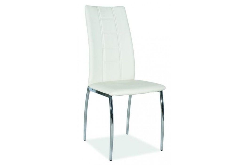 Jídelní židle - Signal - H-880 bílá