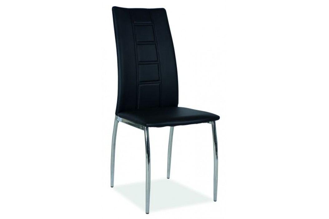 Jídelní židle - Signal - H-880 černá