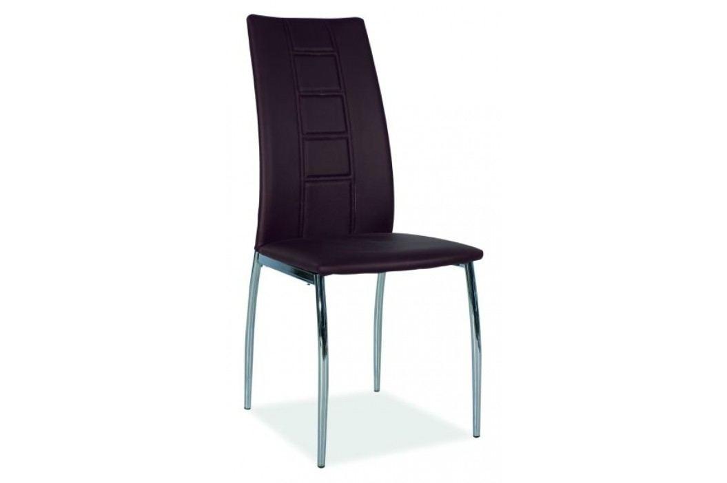 Jídelní židle - Signal - H-880 hnědá