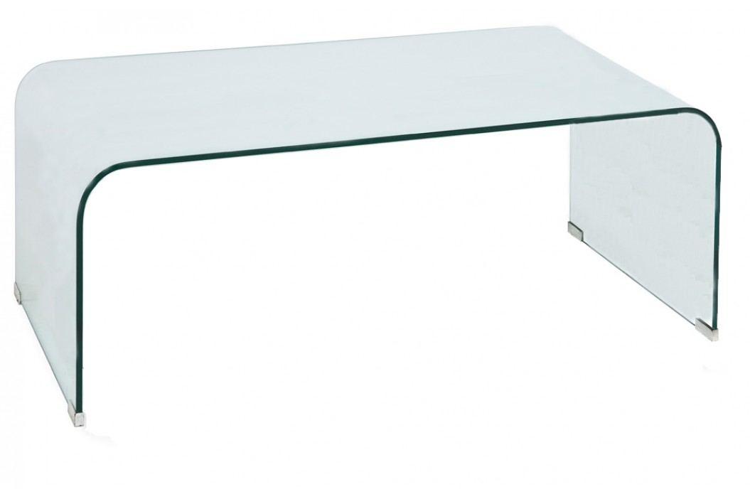Konferenční stolek - Signal - Priam A bílý