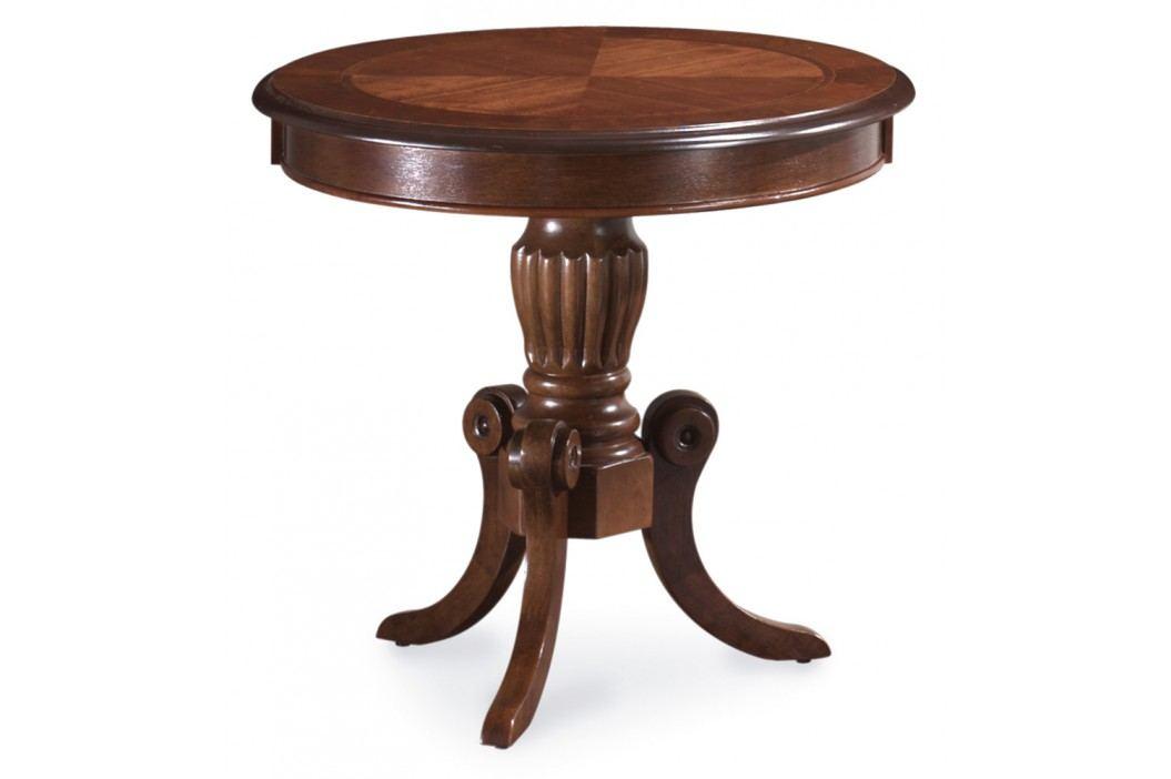 Konferenční stolek - Signal - Nevada D (ořech tmavý)