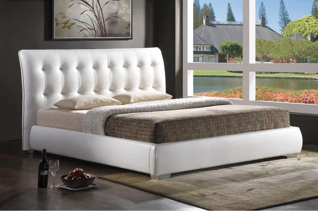 Manželská postel 160 cm - Signal - Calenzana (s roštem)